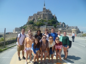 LPI at Mont Saint-Michel