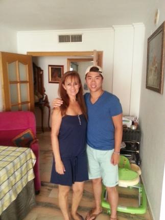 My Host Mom & Me