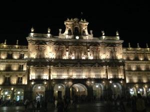 Salamanca august
