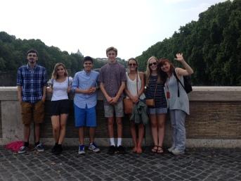 On the Sisto Bridge