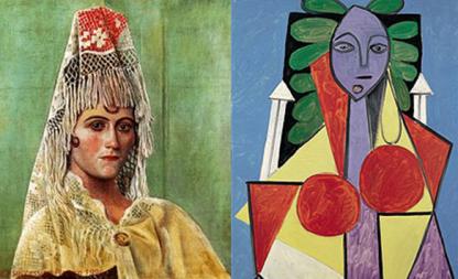 C Ramirez Picasso Museum