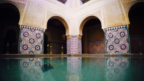 Caroline R- Arab Baths